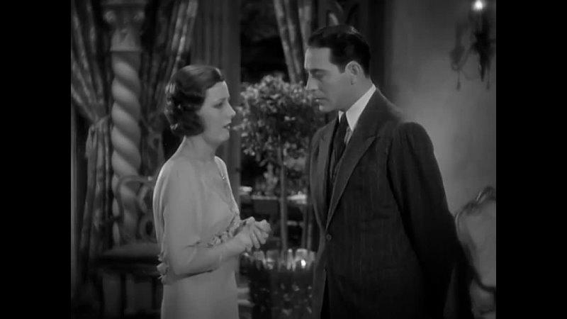 Айрин Данн в фильме Тринадцать женщин Триллер драма детектив США 1932