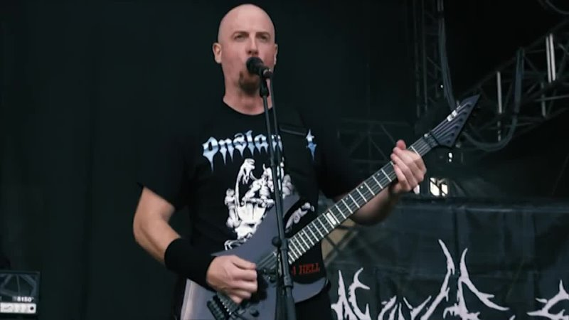 Dying Fetus Grotesque Impalement LIVE @ Summer Breeze Open Air 2016