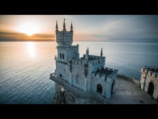 Crimea Aerial  __ Крым Аэросъемка.mp4