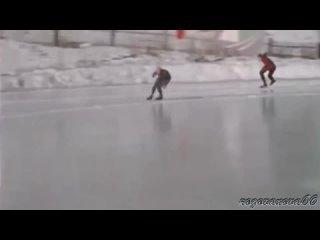В.С. Высоцкий - Песня о конькобежце на короткие дистанции