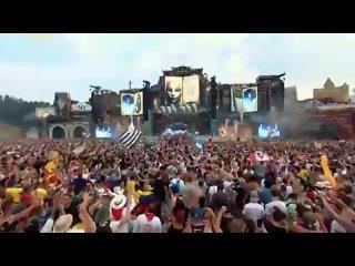 Charlotte de Witte  Tomorrowland Belgium 2019   W2