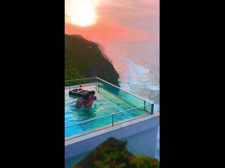 Утро на Бали