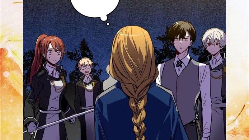 Невеста герцога по контракту Озвучка манги 23 Глава Озвучка Sakura