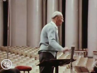 Beethoven L. - Symphony No.4 in B flat major,  - Yevgeny Mravinsky  (1973)