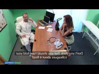 [HD 1080] Nicole Vice - Doctor Fucks Minx in Job Interview (2016) - порно/секс/домашнее