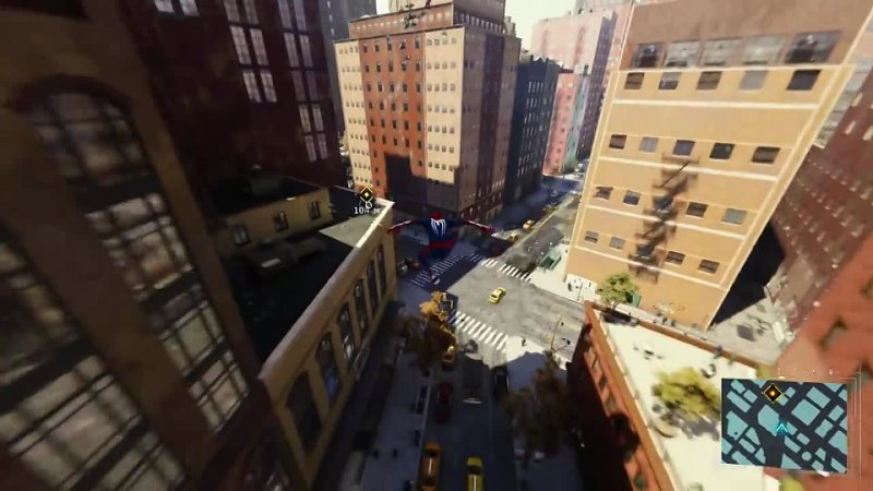 RusGameTactics Прохождение Spider Man PS4 Часть 14 Вокзал