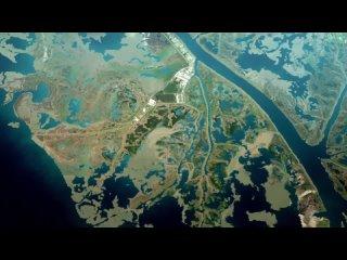 Великие реки Земли. Фильм 03. Миссисипи