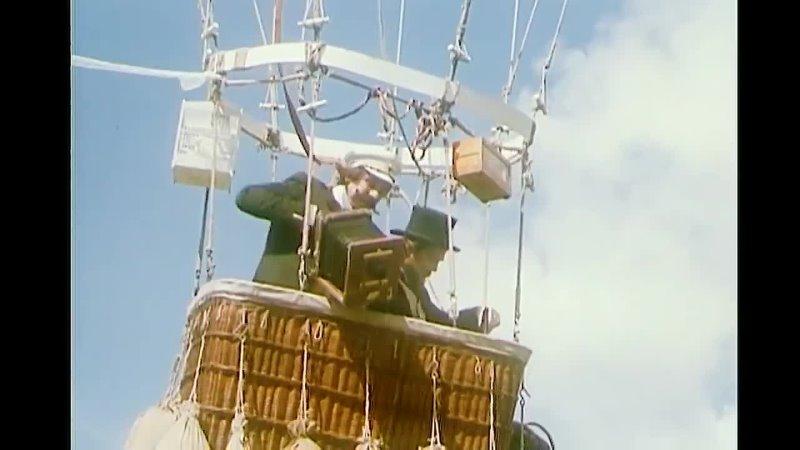 В поисках капитана Гранта 1985 1 серия С Жюль Верном вокруг Света