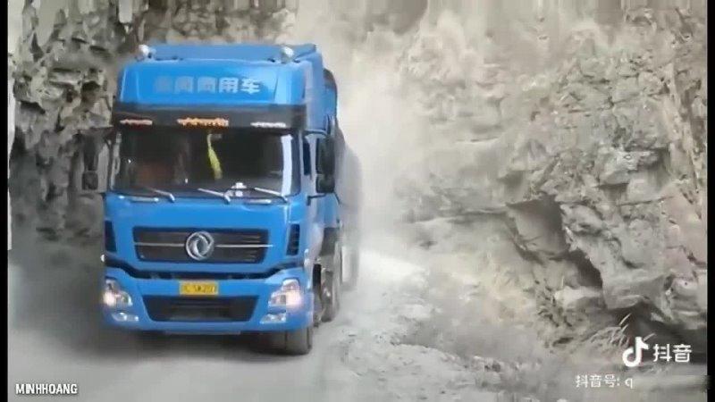 Дальнобойщики в Гималаях