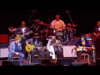 B.B. King with Slash and Others Jam - Live Performance (Live at the Royal Albert