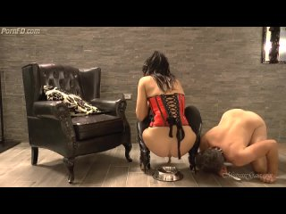 Mistress Gaia - Eat my caviar scat