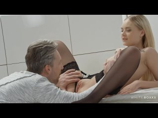 Emily Cutie - Play With Me [All Sex, Blowjob, Fingering, Pussy Licking, Cumshots, Stockings, Porno]