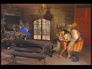 (18+) Эротические приключения трёх мушкетёров 2_The Three Musketeers Part Two (1995) Без перевода