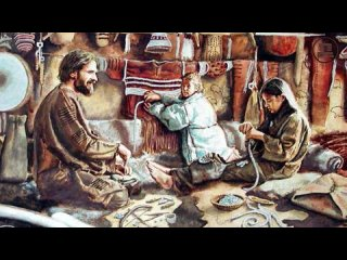 Русь 25000 лет назад: Сунгирь