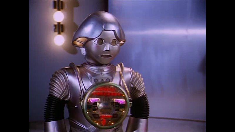 Бак Роджерс в XXV веке Buck Rogers in the 25th Century сериал 1979 1981 23я и 24я серии