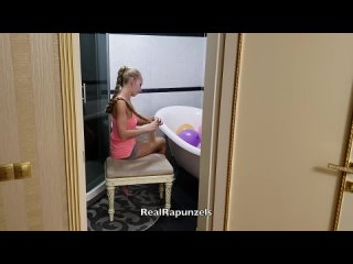 RealRapunzels - Rapunzels bathroom (preview). .