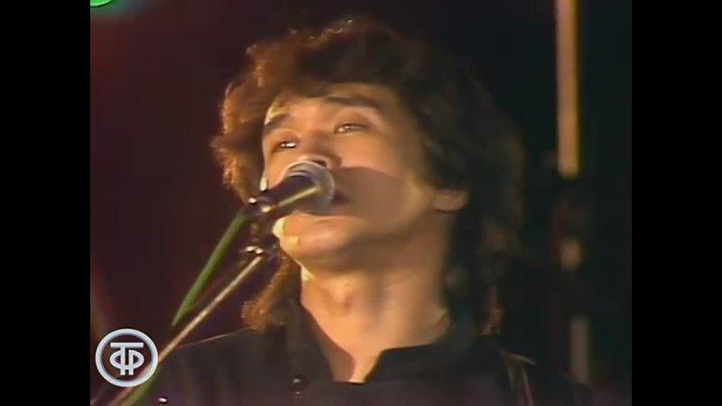 Выступление группы КИНО - МУЗ-ЭКО-90 (1990)