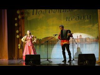 Надежда Космачева (ЧОУ «ШКОЛА ГРАН» Вокальная студия «SMILE») - народная песня «Камаринская»