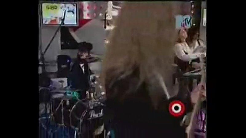 CATHARSIS @ MTV RUSSIA 'Тотальное Шоу' 17 03 2003 'ДАЛЬШЕ ТИШИНА '