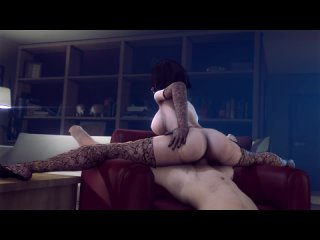 (Sound)Elizabeth sex ver.2 [BioShock Infinite;Porn;Hentai;R34;SFM;порно;секс;хентай;биошок]