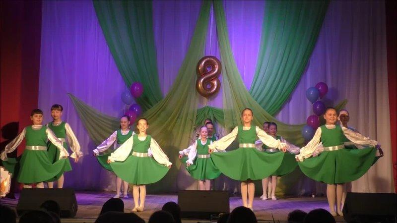 Ансамбль танца СОЗВЕЗДИЕ Народный танец Финская полька