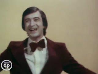 Песни на стихи Николая Добронравова. Поют Бюльбюль-оглы, Сенчина, Беседина и Тараненко (1979)
