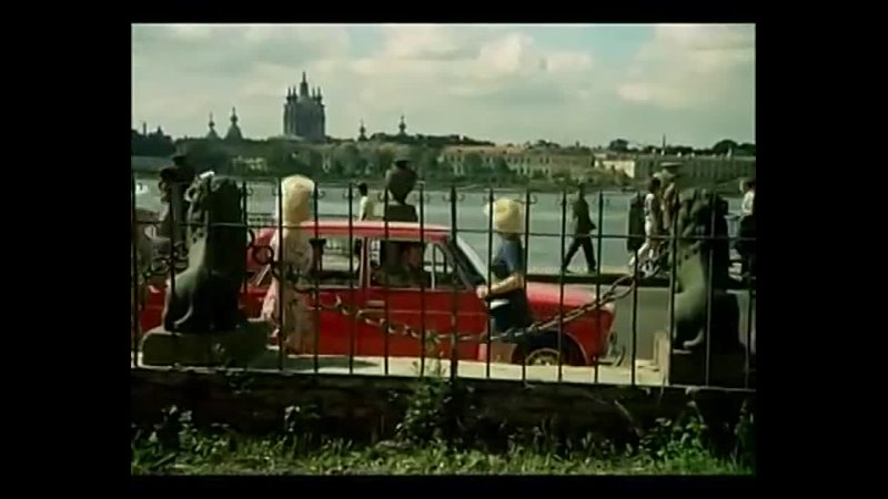 Невероятные приключения итальянцев в России комедия реж Эльдар Рязанов 1973