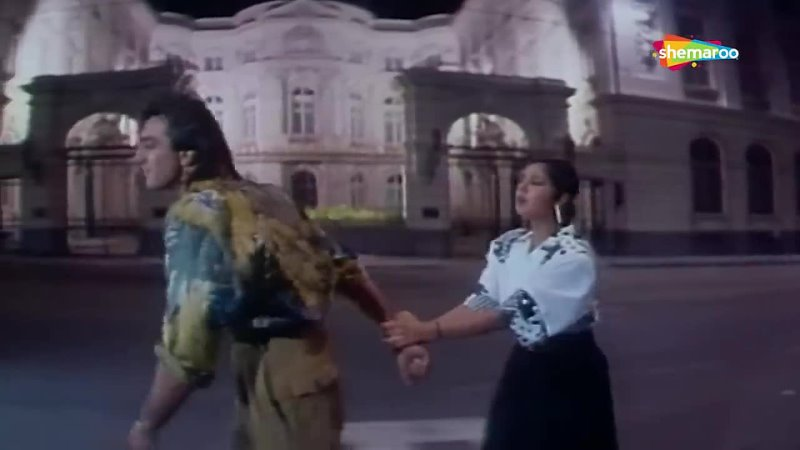 Main Khichi Chali Aayee _ Kshatriya (1993) _ Divya Bharti, Sanjay Dutt, Sunny Deol _ Alka Yagnik Hit