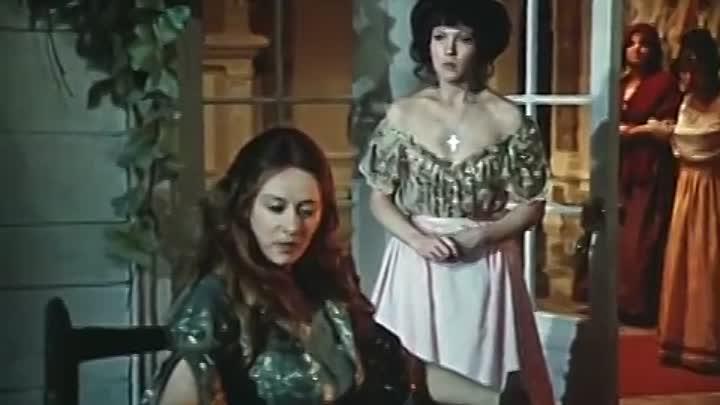 СОБАКА НА СЕНЕ (советский фильм музыкальная комедия 1977 год)