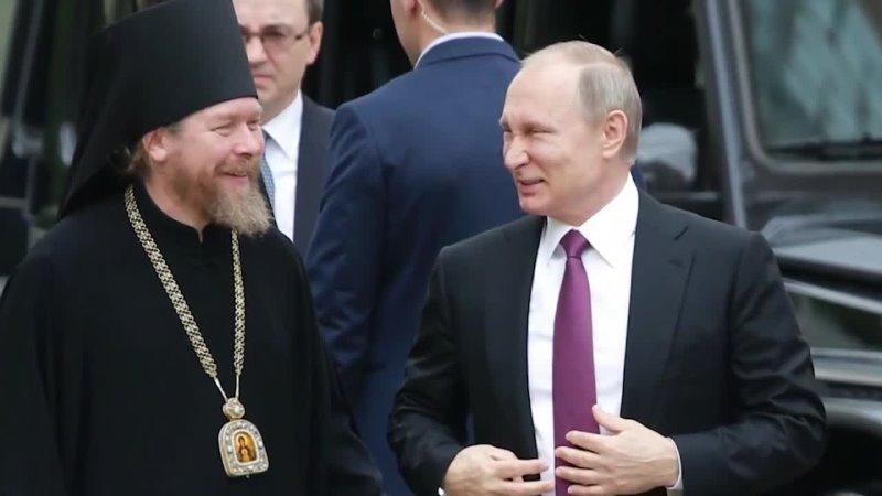 ПЕНТХАУСЫ ГЕНЕРАЛОВ В РЯСАХ Властные группировки РПЦ не хуже кремлёвских