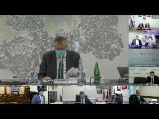 Заседание правительства Ленинградской области () (часть 2)