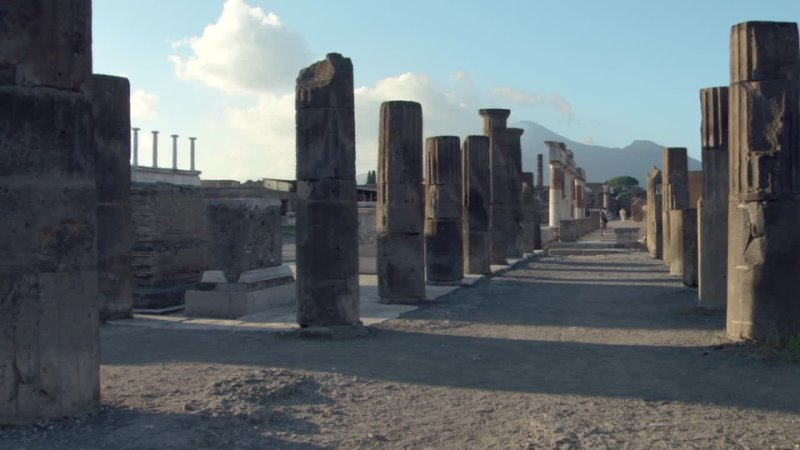 Блеск и слава Древнего Рима 02 Помпеи руины империи