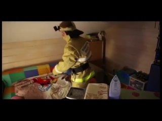 Пожарный извещатель защитит вашу семью от пожара...