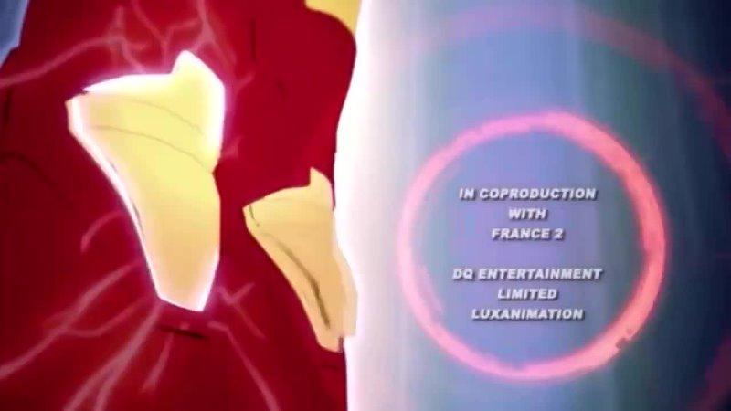 А что если Железный человек Приключения в броне Человек паук 2003