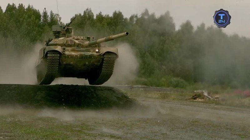 T90 A tank that can fly
