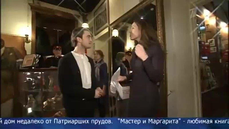 Видео от Афиша Красно Маяковской библиотеки