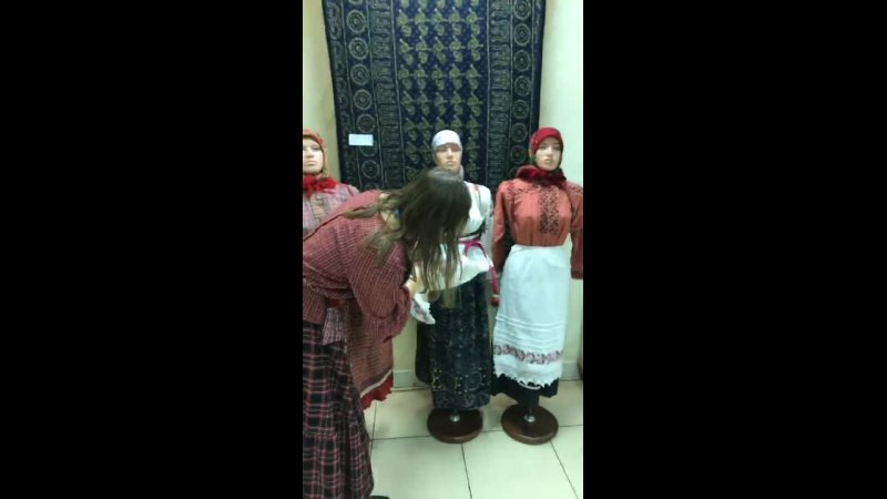 Открытие Дней Коми пермяцкой культуры