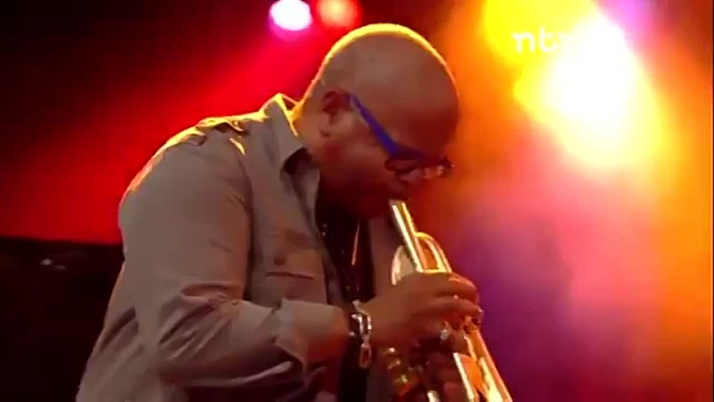 Terence Blanchard featuring The E-Collective Live at North Sea Jazz Fest 2015 (360p)