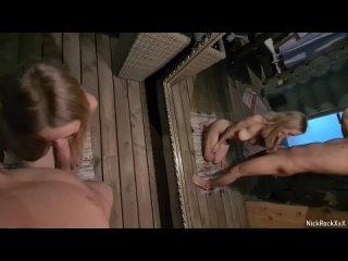 В баню надо ходить с девушкой, чтоб лизала член и остужала яйца