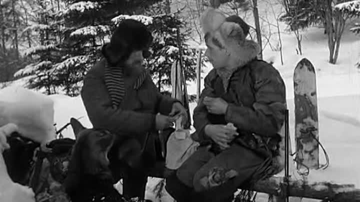4 ТАНКИСТА И СОБАКА  1-Я СЕРИЯ. 1966 ГОД