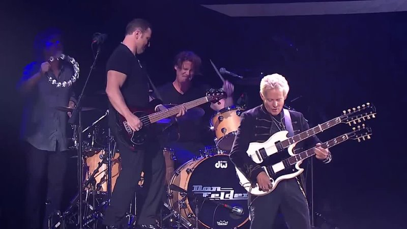 Don Felder Feat Styx Hotel California Live from Las Vegas 2015