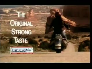 Реклама 90-х годов . Ностальгия .