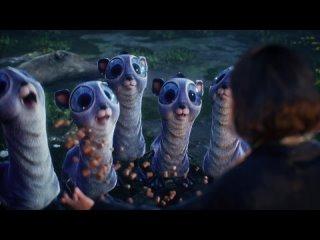 Hogwarts Legacy Анонсирующий трейлер игры