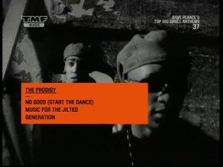 The Prodigy- No Good (Start The Dance) (Alternative Version) (1994)