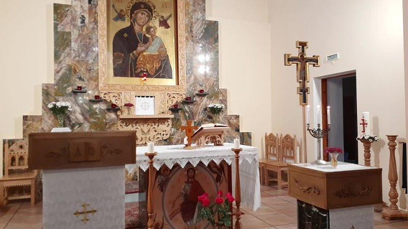 XXXIV Рядовое Воскресенье Торжество Христа Царя