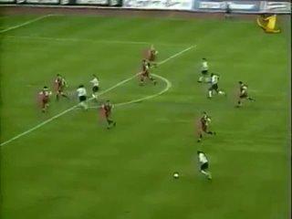 ЛЧ 2000-01 3ий квалиф раунд 2 матч Локомотив1-3 Бешикташ
