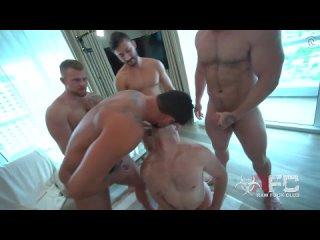 Michael Boston's Raw Orgy