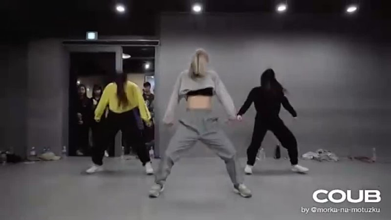 Bass Drop traila $ong Mina Myoung Choreography