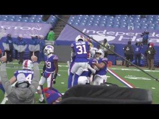 #BillsMafia Mania. #SuperWildCard #NFLPlayoffs