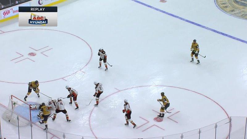 NHL 20 21 RS Anaheim Ducks Vegas Golden Knights 16 01 2021 ATT RM